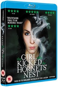 Girl Who Kicked the Hornet's Nest (Blu-ray) - Cover