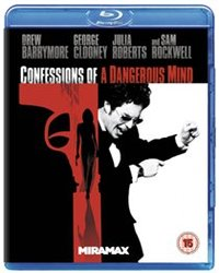 Confessions of a Dangerous Mind (Blu-ray) - Cover
