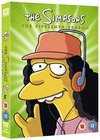 Simpsons: Complete Season 15 (DVD) Cover