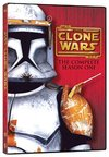 Star Wars - The Clone Wars: The Complete Season One (DVD)