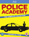 Police Academy 1-7 The Complete Collection (Blu-ray)