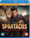 Spartacus - War of the Damned (Blu-ray)