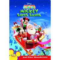 Mickey Mouse Clubhouse: Mickey Saves Santa and Other Mouseketales (DVD)