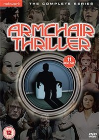 Armchair Thriller: The Complete Series (DVD) - Cover