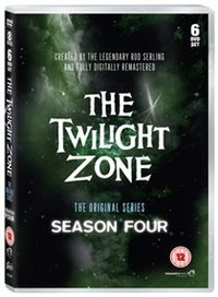 Twilight Zone - The Original Series: Season 4 (DVD) - Cover