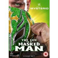 WWE: Rey Mysterio - The Life of a Masked Man (DVD)