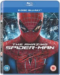 Amazing Spider-Man (Blu-ray) - Cover