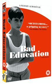 Bad Education (DVD) - Cover