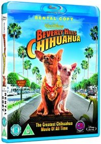 Beverly Hills Chihuahua (Blu-ray) - Cover