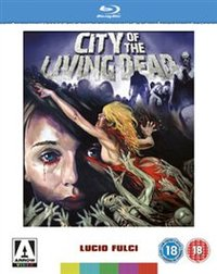 City of the Living Dead (Blu-ray) - Cover