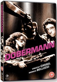Dobermann (DVD) - Cover