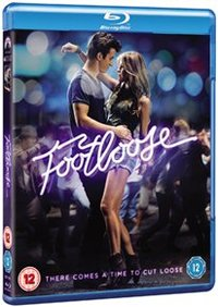 Footloose (Blu-ray) - Cover