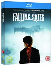 Falling Skies: The Complete First Season (Blu-ray) - Cover
