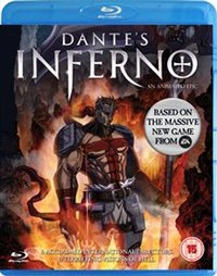 Dante's Inferno - An Animated Epic (Blu-ray) - Cover