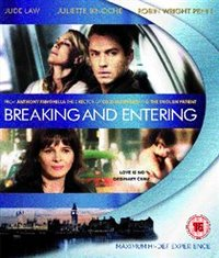 Breaking and Entering (Blu-ray) - Cover
