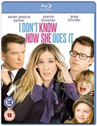 I Don't Know How She Does It (Blu-ray) - Cover