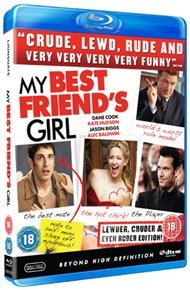My Best Friend's Girl (Blu-ray) - Cover