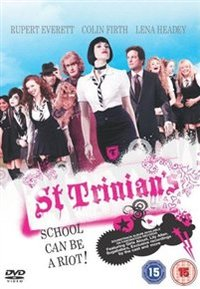 St Trinian's (DVD) - Cover