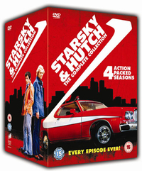 Starsky and Hutch: The Complete Collection (DVD)