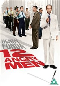12 Angry Men (DVD) - Cover