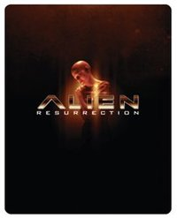 Alien Resurrection (Blu-ray) - Cover