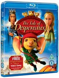 Tale of Despereaux (Blu-ray) - Cover