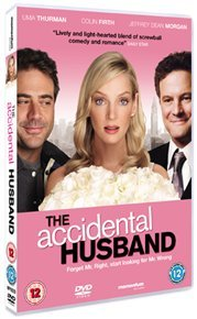 Accidental Husband (DVD) - Cover