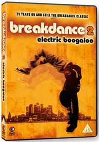 Breakdance 2 - Electric Boogaloo (DVD) - Cover
