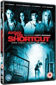 Avoid the Shortcut (DVD) - Cover