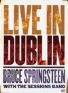 Bruce Springsteen With the Sessions Band: Live in Dublin (DVD) Cover