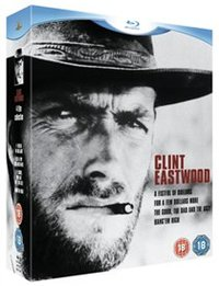 Clint Eastwood Western Collection (Blu-ray) - Cover