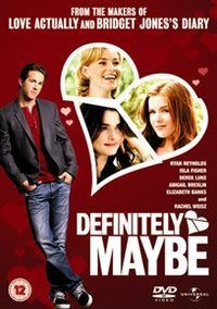 Definitely, Maybe (DVD) - Cover