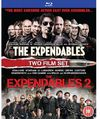 The Expendables/The Expendables 2 (Region B Blu-ray)
