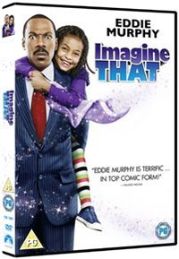 Imagine That (DVD) - Cover