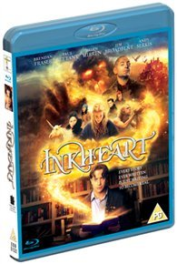 Inkheart (Blu-ray) - Cover