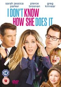 I Don't Know How She Does It (DVD) - Cover