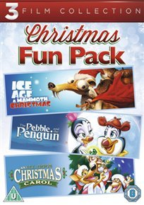 Ice Age A Mammoth Christmas.Ice Age A Mammoth Christmas The Pebble And The Penguin An All Dogs Christmas Carol Dvd