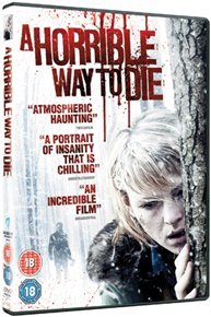Horrible Way to Die (DVD) - Cover