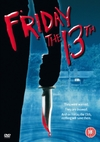 Friday the 13th (DVD) Cover