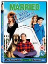 Married With Children: Season 4 (DVD) Cover