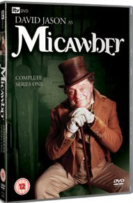Micawber (DVD) - Cover