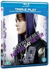 Justin Bieber - Never Say Never (Triple Play) (Blu-ray)