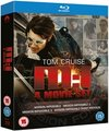 Mission Impossible 1-4 (Blu-ray)