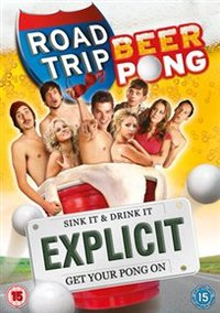 Road Trip: Beer Pong (DVD) - Cover