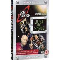 Red Dwarf: Just the Smegs (DVD)