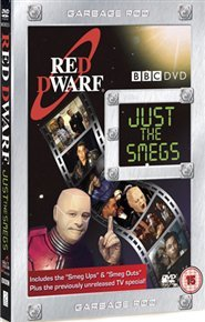 Red Dwarf: Just the Smegs (DVD) - Cover