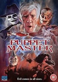 Puppet Master (DVD) - Cover