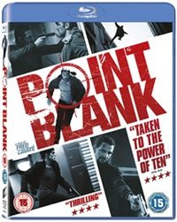 Point Blank (Blu-ray) - Cover