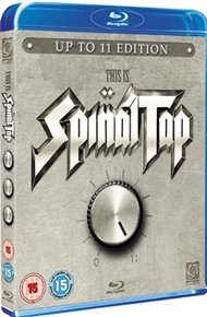 This Is Spinal Tap (Blu-ray) - Cover