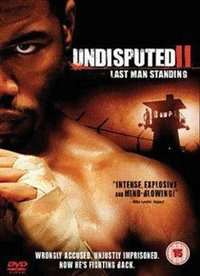 Undisputed 2 - Last Man Standing (DVD) - Cover